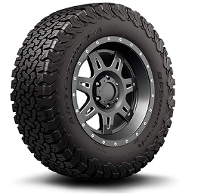 T/A KO2 by BFGoodrich for All-Terrains review