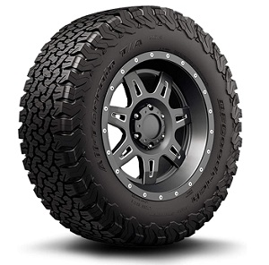 T/A KO2 by BFGoodrich for All-Terrain review