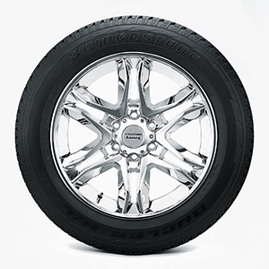 Bridgestone Dueler H/L Alenza Plus Highway Terrain SUV Tire review